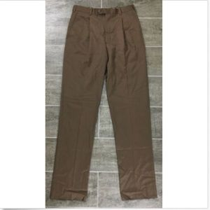 JB Britches Men's Dress Pants Size 33 Wool